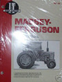 Massey Ferguson IT Service Manual for Model 285