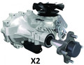 Hydro-Gear Left & Right Transaxle ZT-3100 Kit/Husqvarna MZ 5225 Mowers & Others/ZL-GPEE-3NLB-2GXX, ZL-KPEE-3NLC-3GXX