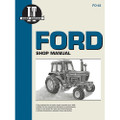 Ford Tractor IT Service Manual 5000 5600 5610 6600 6610 6700