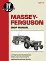 Massey Ferguson IT Service Manual 303 333 404 406 444