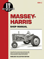 Massey Harris IT Service Manual 20 22 30 44 55 81 82
