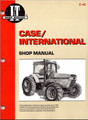 Case/International IT shop manual  7110 7120
