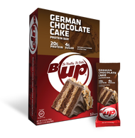Box - B-Up German Chocolate Cake - 12 count