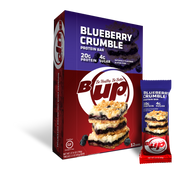 BUY 1 GET 1 FREE!!! - SHORT-DATED-FINAL-SALE - BOX - B-Up Blueberry Crumble - 12 Count