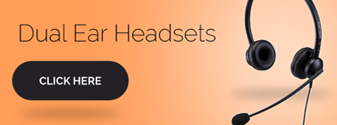 Dual Ear Headsets