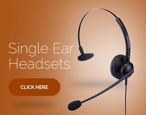 Single Ear Headsets