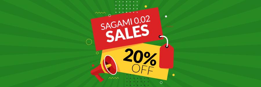 Sagami Sale