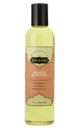 Kama Sutra Aromatic Sweet Almond Massage Oil