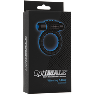 OPTIMALE Vibrating C-Ring - Black