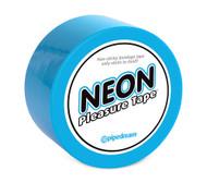 Neon Bondage Tape - Blue