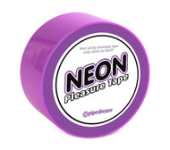 Neon Bondage Tape - Purple