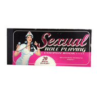 Sexual Role Playing Coupon (20)