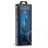 Fifty Shades Darker Oh My USB Rechargeable Rabbit Vibrator
