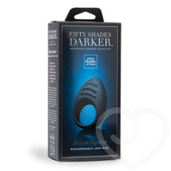 Fifty Shades Darker Release Together USB Rechargeable Love Ring