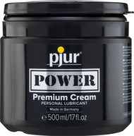 Pjur Power Cream Tub 500ml - Free Shipping