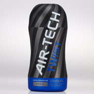 Tenga AIR-TECH Twist (Ripple Blue)