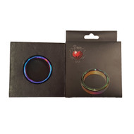 Desir Multi Coloured Cock Ring 40mm