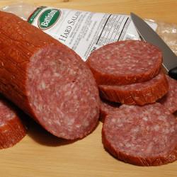 Classic Italian Hard Salami, 8oz Chub