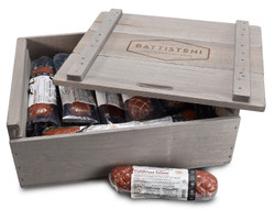 Large Charcuterie Sampler Gift Crate