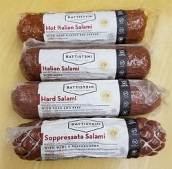 Salami Sampler 4 Pack