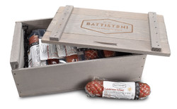 Small Charcuterie Sampler Gift Crate