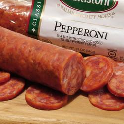Uncured, All Natural Pepperoni, 7oz Stick
