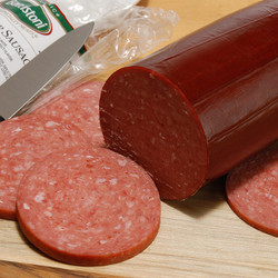 Classic Beef Summer Sausage, 8oz