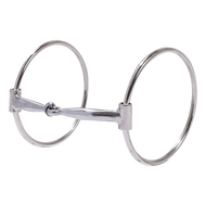 CE Snaffle O Ring - Smooth