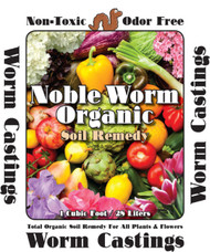 Organic Soil Noble Worm Castings