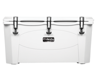 Grizzly 75QT Cooler White