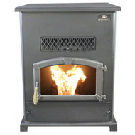 BreckwellSP1000 Big EPellet Stove Front