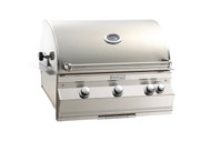 Firemagic Aurora 540i Grill Analog Style Built-In Grills with Left Site Infrared Burner