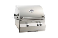 Firemagic Aurora A430i Analog Style - Built-In Grills with Rotisserie and Backburner and Infrared Burner on Left Side