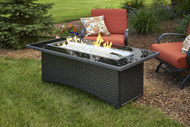 Outdoor Greatroom Montego Linear Gas Fire Pit Table