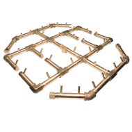 CROSSFIRE CFBO360 Octagonal Brass Burner