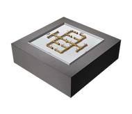 NEW!!! CROSSFIRE™ FS6060 Square Ready-to-Finish Kit