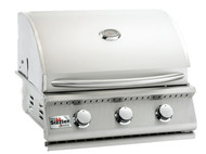 "Sizzler Summer Set 26"" Built In Stainless Steel Gas Grill. Affordable High quality BBQ"