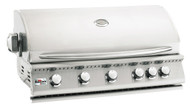 "Sizzler Summer Set Series 40"" BBQ Built in series. 4 burner great value."
