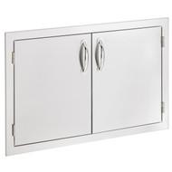 """Summerset 30"""" Double Door - Stainless Steel - SSDD-30"""