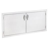 """Summerset 42"""" Double Door - Stainless Steel - SSDD-42"""