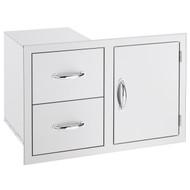 Summerset Door/2-Drawer Combo - Storage Drawers - SSDC