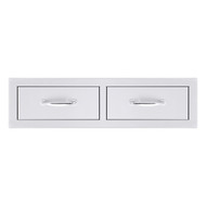 Summerset Double Horizontal Drawer - Storage Drawers - SSHDR-2
