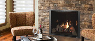 """Majestic Marquis II 36"""" Direct Vent Gas Fireplace with IntelliFire Touch Ignition (NG)"""