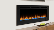 "Majestic Allusion 60"" Recessed Linear Electric Fireplace"