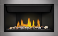 "Napoleon Ascent 36"" Direct Vent Linear Fireplace - BL36NTE-1"