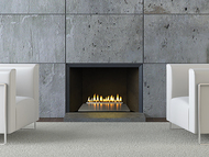 Empire Contemporary Loft Series Vent-Free/Vented Burner - Millivolt with On/Off Switch - 40,000BTU - VFRL30