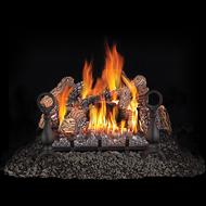 Napoleon Fiberglow™ VF18 Vent Free Gas Log Set - Millivolt Ignition - GVFL18