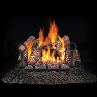 Napoleon Fiberglow™ VF24 Vent Free Gas Log Set - Millivolt Ignition - GVFL24