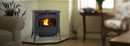 Hampton® Greenfire® Large Cast Iron Pellet Stove - GC60