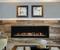 Empire Boulevard Linear Direct Vent Fireplace DVLL60